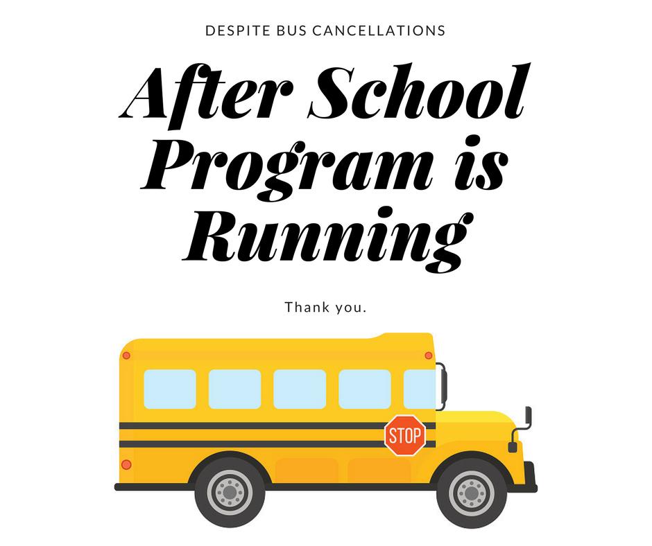 bus cancellation